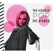 musique pop de paris - various artists CD 2012 universal 15 tracks used mint