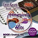 casey kasem presents amrica's top ten hits 1980s rocks greatest hits CD 2005 top sail 20 tracks