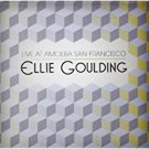 ellie goulding - live at amoeba san francisco CD 2011 cherrytree interscope 5 tracks used mint