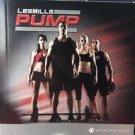 les mills PUMP DVD 10-discs 2011 Beachbody used