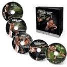 les mills combat DVD 5-discs 2012 beachbody used mint