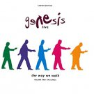 genesis - live the way we walk volume two the longs limited edition CD 1993 atlantic used mint