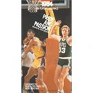 pride and passion 1984 NBA playoffs and finals narrated by dick stockton VHS 1988 CBS Fox used