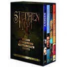stephen king DVD collector's set - misery / dark half / needful things / carrie 2003 MGM used