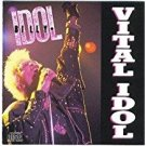 billy idol - vital idol CD 1987 chrysalis 8 tracks used mint