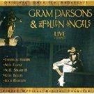 gram parsons & the fallen angels - live 1973 GOLD CD 1982 1994 sierra warner 12 tracks used mint