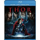 thor - bluray + DVD + digital copy 2011 paramount new