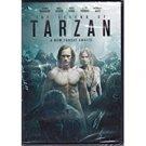 legend of tarzan: a new threat awaits DVD 2016 warner 110 mins PG-13 new