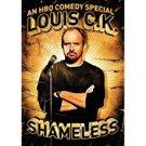 louis C.K. - shameless DVD 2007 HBO used mint