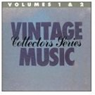 vintage music collectors series volumes 1 & 2 - various artists CD 1986 MCA 20 tracks used