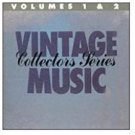 vintage music collectors series volumes 1 & 2 - various artists CD 1986 MCA 20 tracks used mint