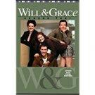 will & grace season four DVD 4-discs 2005 NBC used mint