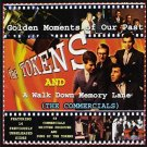 the tokens - golden moments of our past CD 2-discs 2001 crystal ball 24 tracks used mint