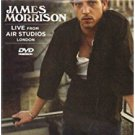 james morrison - live from air studios london DVD 2009 polydor interscope 4 tracks used mint