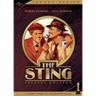 the sting - robert redford + paul newman - universal legacy series DVD 2-discs used mint