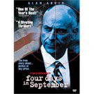 four days in september - alan arkin DVD 1997 miramax 106 mins used