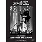 gorillaz - phase one: celebrity take down CD + DVD 2002 EMI used mint