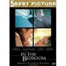 in the bedroom - sissy spacek + tom wilkinson DVD 2001 miramax R 130 mins used mint