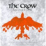 the crow: salvation - original motion picture soundtrack CD 2000 koch 16 tracks used mint