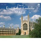 choir of king's college cambridge - handel Messiah 2CDs + DVD 1993 house of classics 2010 T2 used