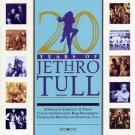 jethro tull - 20 years of jethro tull CD 1988 chrysalis BMG Direct 21 tracks used mint