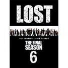 lost - complete final season 6 DVD 2010 ABC Studios TV14 802 minutes region 1 new