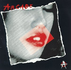 arcade - arcade CD 1993 sony 12 tracks used mint
