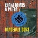 chaka demus & pliers - dancehall dons CD 2-discs 2001 recall snapper music 30 tracks used mint