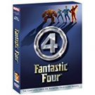 fantastic four - complete 1994 - 95 animated television series DVD 4-discs 2005 marvel used