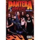 pantera - 3 vulgar videos from hell DVD 1999 elektra rhino new