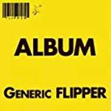 generic flipper - album CD 1981 def american recordings 9 tracks used mint