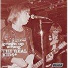 real kids - grown up wrong CD 1993 norton 24 tracks used mint