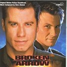 broken arrow - original motion picture soundtrack by hans zimmer CD 1996 milan used mint
