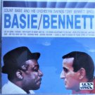 count basie and his orchestra swings tony bennett sings CD 1990 EMI jazz heritage 12 tracks mint
