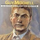 guy mitchell - 16 most requested songs CD 1991 sony legacy used mint