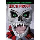 jack frost - letterbox version DVD 2003 ardustry R 89 minutes used mint