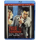 true romance - director's cut bluray 2009 warner used mint