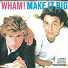 wham! - make it big CD 1984 CBS 8 tracks used mint
