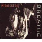 midnight oil - breathe CD 1996 sony 13 tracks new