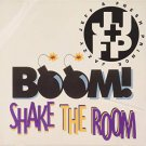 dj jazzy jeff & fresh prince - boom! shake the room CD single 1993 jive zomba 7 tracks used mint
