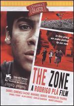 the zone - a rodrigo pla film DVD 2009 distrimax cinema grande 93 mins R used mint