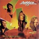 dokken - dysfunctional CD 1995 sony 11 tracks used