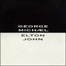 george michael / elton john - don't let the sun go down on me CD 1991 sony 4 tracks used mint