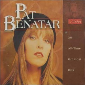pat benatar - 36 all-time greatest hits CD 1995 cema used mint