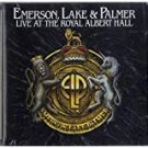 emerson lake & palmer - live at the royal albert hall CD 1993 victory polygram BMG Direct used mint