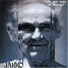 jakko - 'are my ears on wrong?' CD 1995 resurgence 14 tracks used mint