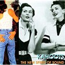 kahoots - the new speed of sound CD 1999 squid rocket made in canada 17 tracks used near mint