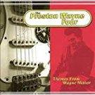 preston wayne four : themes from wayne manor CD dino records used mint