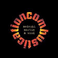 medeski martin & wood - combustication CD 1998 bluenote capitol 12 tracks used mint