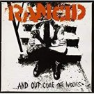 rancid - and out come the wolves CD 1995 epitaph 19 tracks used mint